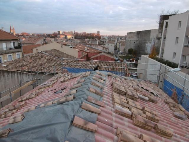 Réfection de toiture • Projet